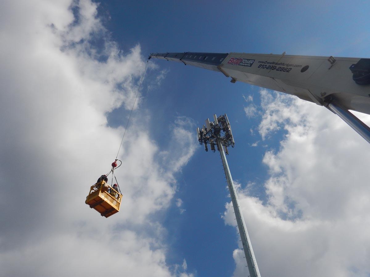Michigan Crane Rental Services