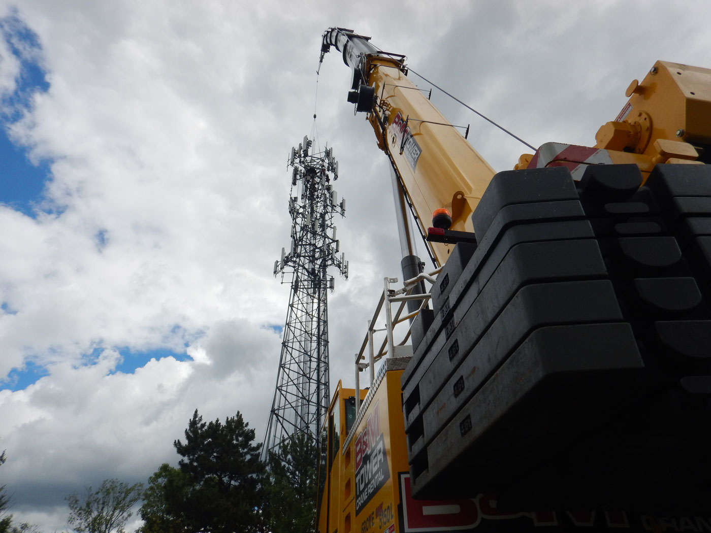 Renting the Right Crane for Your Needs